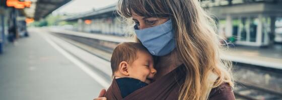 Image: Flere fødselsdeprimerte under corona-pandemien: - Mange har vært for mye alene