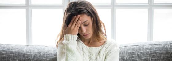 Image: Sjekk om du risikerer å bli syk av stress