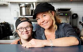 Image: Sussie startet restaurant for å gi sønnen en ordentlig jobb