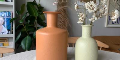 Image: Se hva bakepulver gjør med vasen