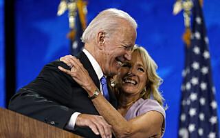 Image: Jill Biden: - Jeg tenkte aldri verden. Han var jo ni år eldre enn meg