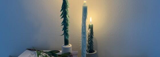 Image: Lag koselige juletrelys helt selv!