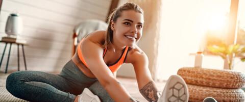 Image: 7 effekter av trening som ikke vises på vekta