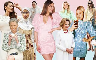Image: Årets best kledde kvinner 2020