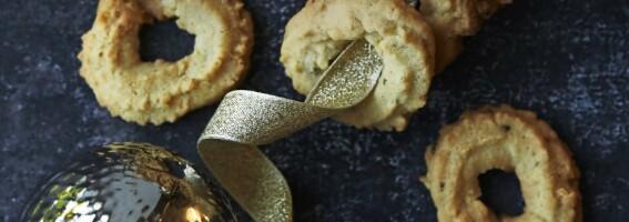 Image: 6 oppskrifter på nydelige småkaker til jul