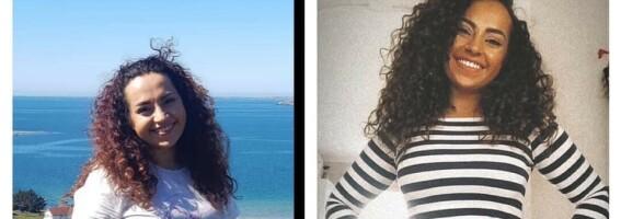Image: Da Emera ble permittert, bestemte hun seg for å endre livsstilen