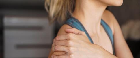 Image: Flest kvinner rammes av frozen shoulder