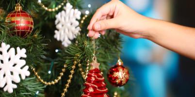 Image: Derfor pynter vi et tre til jul
