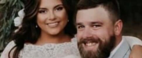 Image: Det nygifte ekteparet omkom under bryllupsreisen