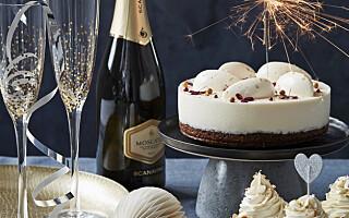 Image: 3 deilige desserter perfekt til nyttårsaften