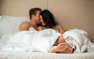 Image: Spurte to tusen kvinner hva som gir dem orgasme: Én ting går igjen