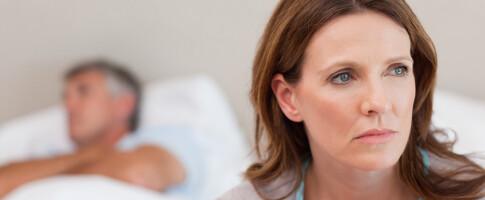 Image: Når kvinner forlater mannen sin, er årsaken ofte den samme