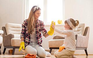 Image: 8 vaskeoppgaver du lett kan gjøre hver dag