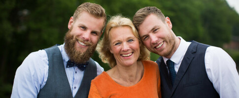 Image: Bente (57) har uhelbredelig kreft: - Jeg legger lista lavt