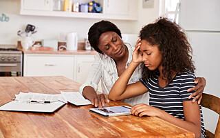 Image: Stress og angst gjør barnet ditt mer robust