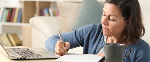 Image: - Et budsjett skal gi deg muligheter, ikke begrensninger