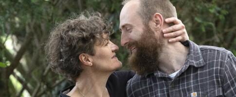 Image: Tobarnsmoren Rikke (34) forelsket seg i 22 år gamle René