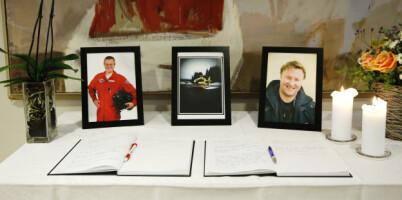 Image: Espen Nakstad om tapet av tvillingbroren