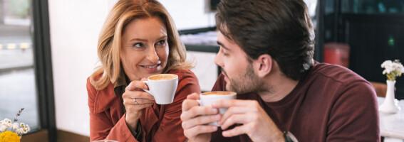 Image: - Stor aldersforskjell kan føre til store problemer i forholdet