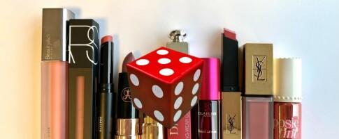 Image: Test av leppestift: Én får terningkast 6