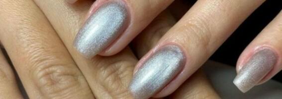 Image: Ny trend: Nå skal neglene dine se ut som fløyel