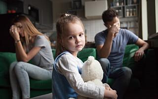 Image: Dette gjør foreldre oftest feil ved samlivsbrudd