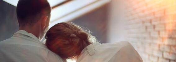 Image: «Hanne» er gift og lever i sølibat: - Jeg orket ikke å avvise ham lenger
