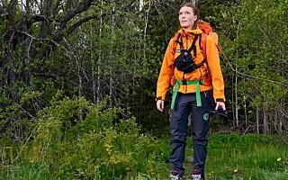 Image: Eileen rykket ut til Gjerdrum: - Jeg visste at mennesker var savnet