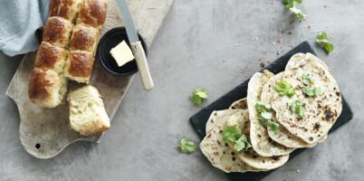 Image: Få oppskrift på fire gode brød