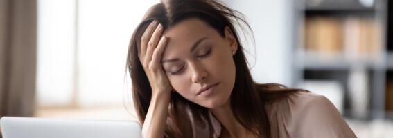 Image: Er du alltid trøtt og sliten? Her får du svaret på hva det kan skyldes