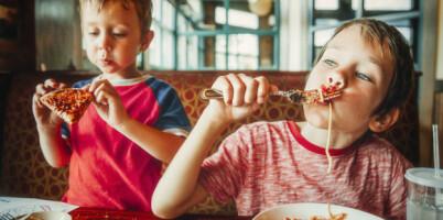 Image: Driver du streng kontroll av barnas matinntak? Dette kan bli konsekvensene