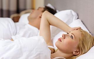 Image: - Jeg vil ha sex ofte, bare ikke med kjæresten min