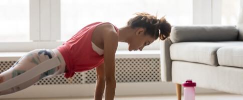 Image: Tar du push ups med knærne i bakken? Da bør du lese dette!