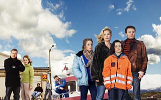 Image: Husker du NRK-serien «Himmelblå»? Bryggen lever i beste velgående!