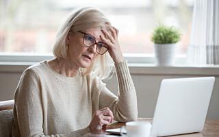 Image: Legen svarer: Dette er kjennetegnene på Alzheimers sykdom