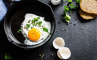 Image: Så mange egg kan du spise