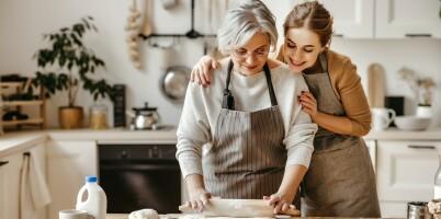 Image: Blir vi vår egen mor på et tidspunkt ?