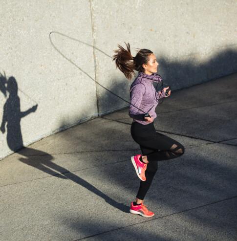 Image: Trening som forbrenner? Da er denne genial for deg!