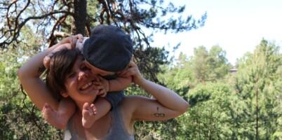 Image: Single Karin: - Det tok meg 12 forsøk å få to barn