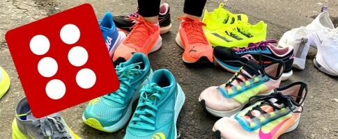 Image: Vi har testet løpesko: Ett par får terningkast 6