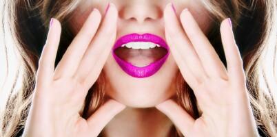 Image: Slik velger du riktig farge på leppestiften