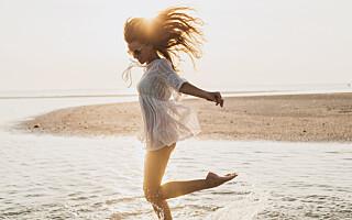 Image: KK-tester: Slik får du beachlook med saltvannsspray