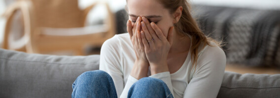 Image: 9 helsefordeler ved å gråte