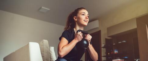 Image: 9 treningsmyter som du må slutte å tro på!