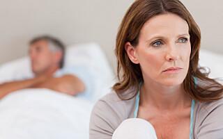 Image: Kvinne (52): - Det er så lite kos og sex, at jeg tviler på om han elsker meg