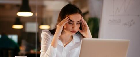 Image: Grunnen til at stress virkelig er smittsomt