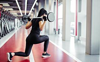 Image: - Du bør ikke trene mer enn 45 minutter
