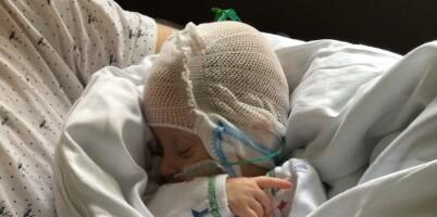 Image: Nyfødte Emma ble forgiftet av D-vitaminer