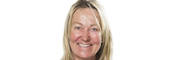 Image: Vi ga Annette en stil som matchet personligheten hennes