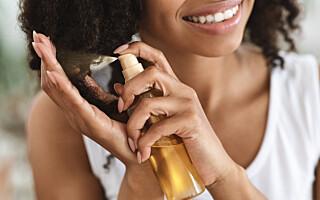 Image: Derfor bør du ikke bruke hårolje på stranda